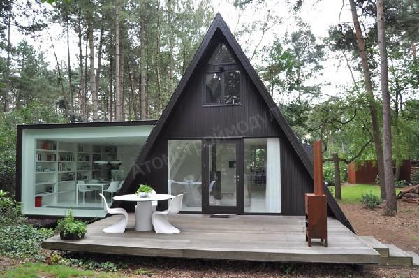 Дизайнерские дома